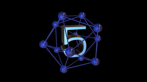 Atom Countdown Set 0