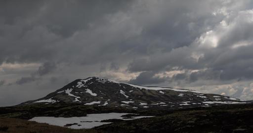 4K Timelapse, Oppland, Norway Footage