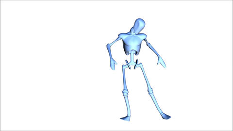 Posing Mannequin Animation