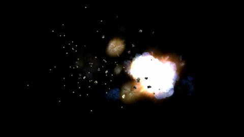 Explosion Animation
