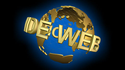 World Wide Web stock footage