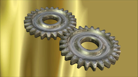 Cog Wheels Animation