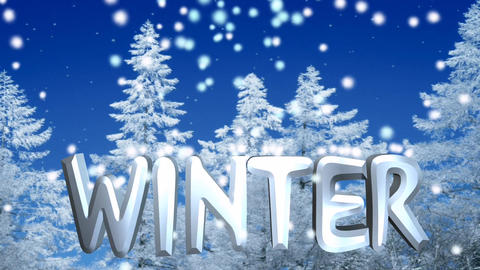 Winter Animation