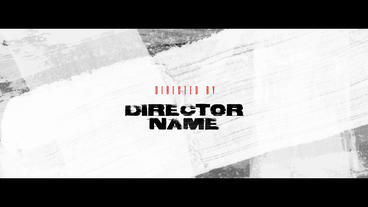 Sports Movie Trailer and Titles After Effects Template