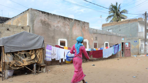 Dakar Footage