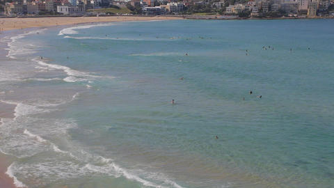 best of bondi - best clips of bondi beach area day Footage