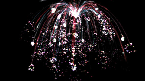 Fireworks Animation Animation
