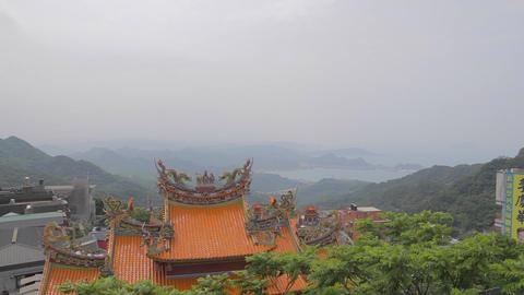 fushan temple Footage