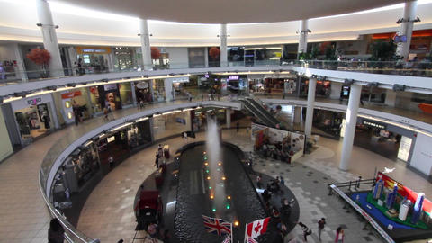 compilation - inside aberden mall Footage