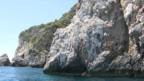 limestone rocks Footage