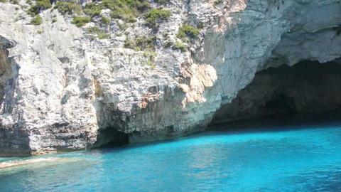 greece limestone Footage