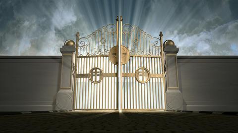 heavens gates walk towards new Animation