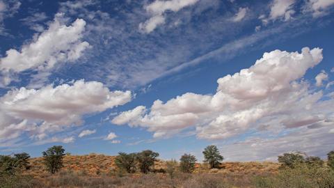 Cloudscape time lapse Footage
