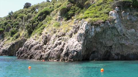 landscape onisland kos in greece Footage