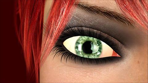 Blinking Eye Animation Animation