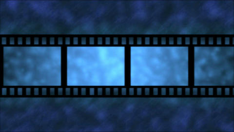 Movie Film Particle Background Animation - Loop Bl Animation