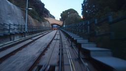 Vallvidrera Funicular Footage