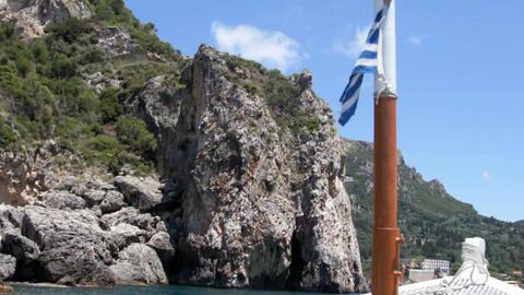greece coast Footage