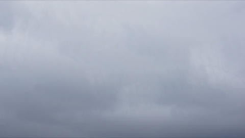 Gray clouds HD timelapse Footage