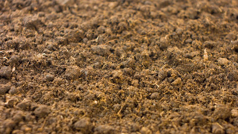Soil Background stock footage