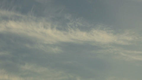 Sky getting darker - timelapse Footage