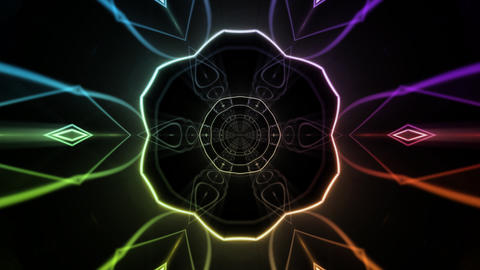 Kaleidoscope Animation