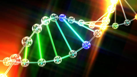 Animation of the DNA Double Helix Animation
