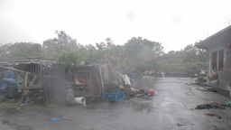 Typhoon matmo Footage