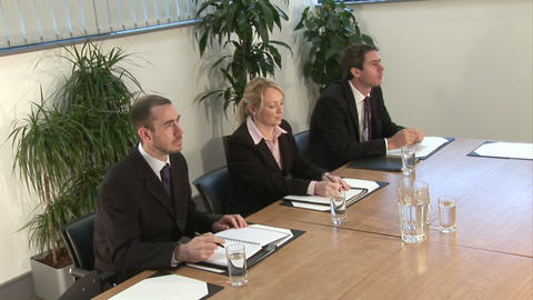Business Presentation Footage