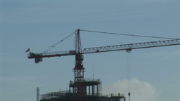 Stock Footage Construction Site Footage