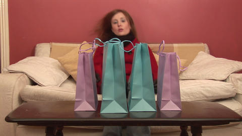 Stock Footage Shopping Footage