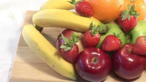 Stock Footage of Fruit Footage