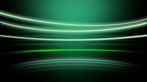 Green Basic Stroke seamless Animation