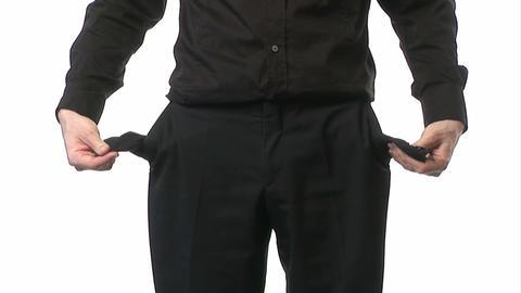 Successful Businessman Stock Video Footage