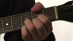 Playing Guitar Footage