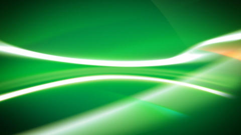 Green Stroke Seamless Background Animation