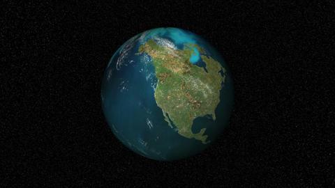 American Globe Footage