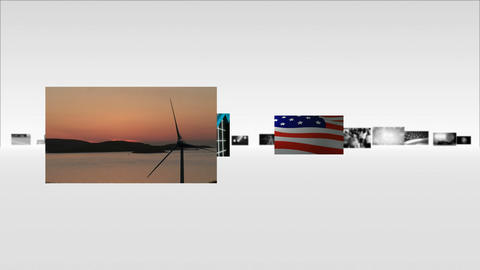Energy Production Stock Video Footage