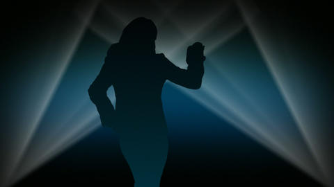 Spotlight Dancer 5 Animation