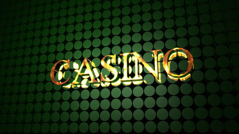 Casino Sign Live Action