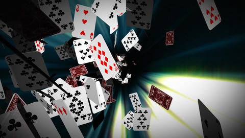 GAMBLING DEBT Stock Video Footage