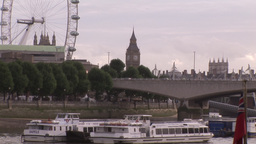 London City During the day 6 Stock Video Footage
