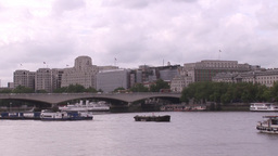 London Cityscape 5 Footage