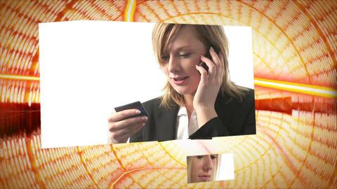 Business FOOTAGE LOOP SEAMLESS Stock Video Footage