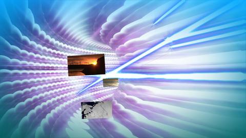 Renewable Energy video Montage Animation