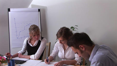 Group Business Meeting 8 Footage