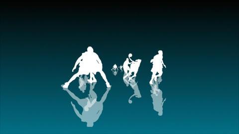 Basketball Animation 3 Animation