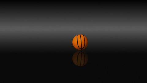 BOUNCING BASKETBALL 3 Animation