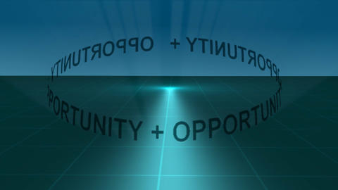 Opportunity Orbit Stock Video Footage