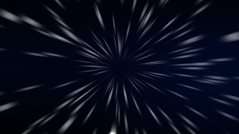 Space Wormhole Animation